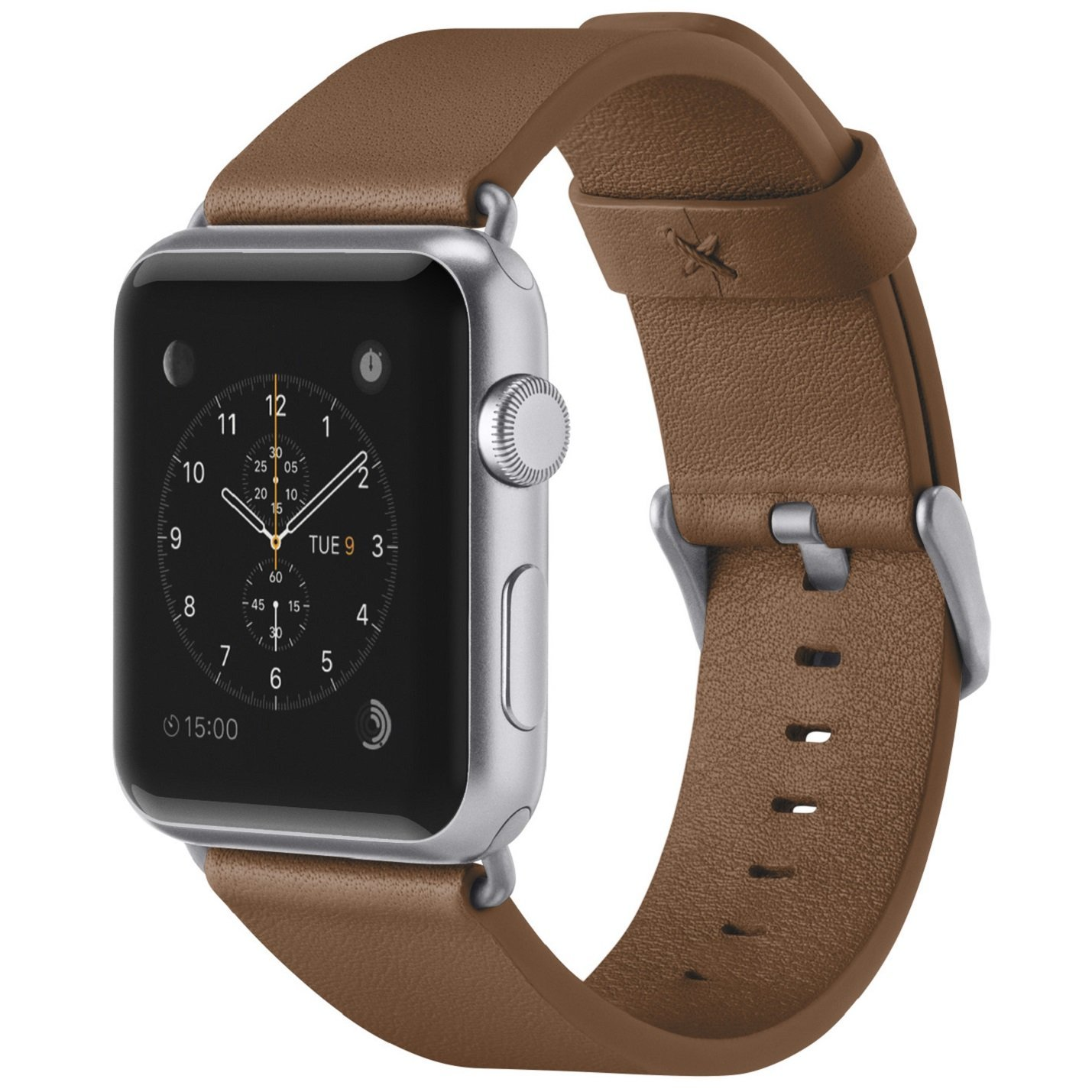 Belkin F8W730BTC00 correa apple smartwatch marrón