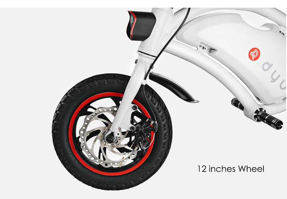 F-wheel DYU