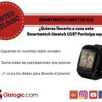 Sorteo Smartwatch Uwatch U18