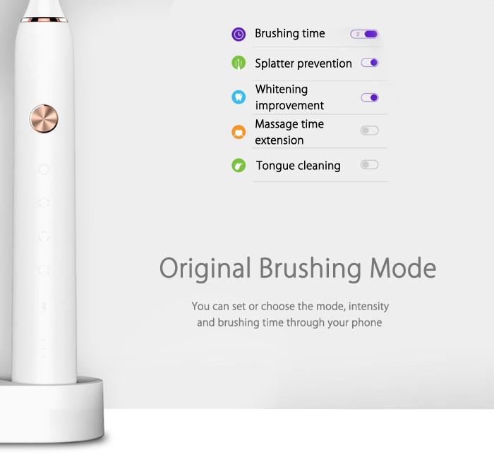 Xiaomi Soocare X3, opiniones del cepillo de dientes de Xiaomi