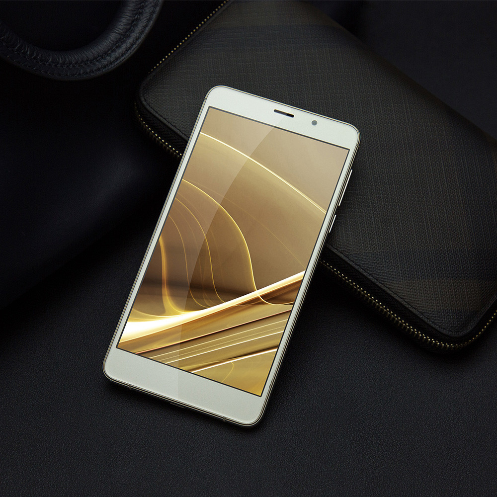 Leagoo m8 pro análisis panel frontal