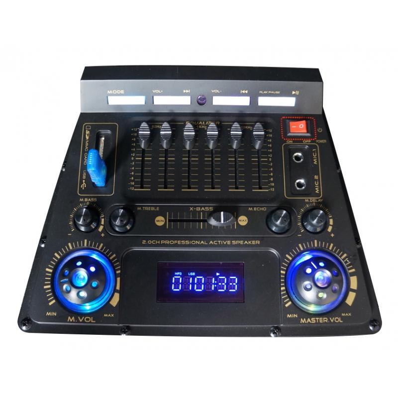 Altavoces Manta SPK5009 Cyclop ecualizador
