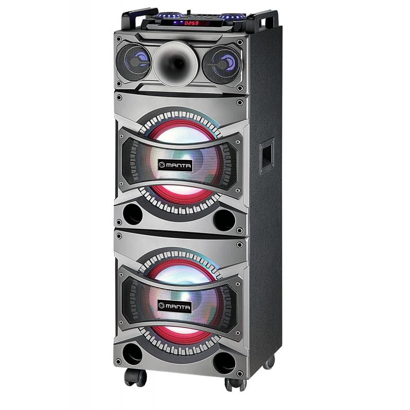 Altavoces Manta SPK5012 Faun LED RGB