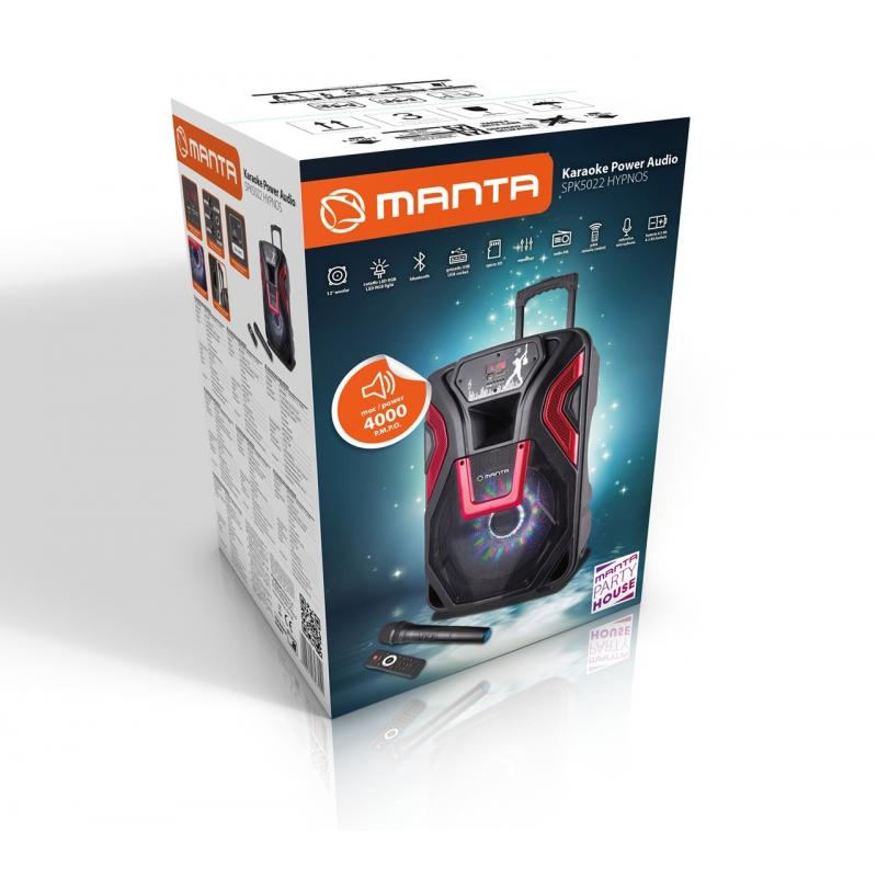 Altavoces Manta SPK5022 Hypnos