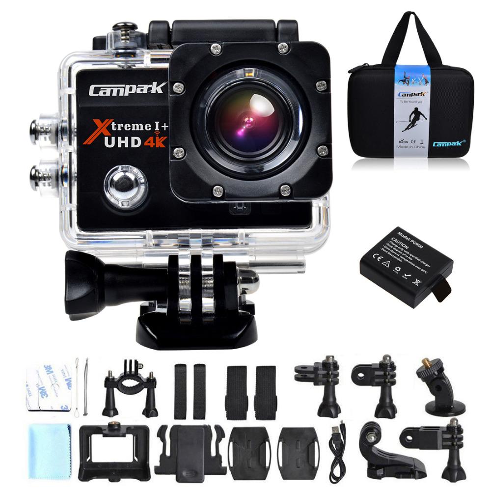 Campark ACT74 4K, cámara Ultra HD a 30 fps