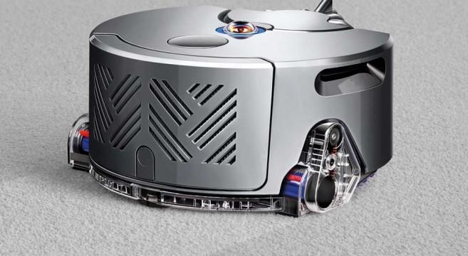 Dyson 360 Eye cámara de 360 grados
