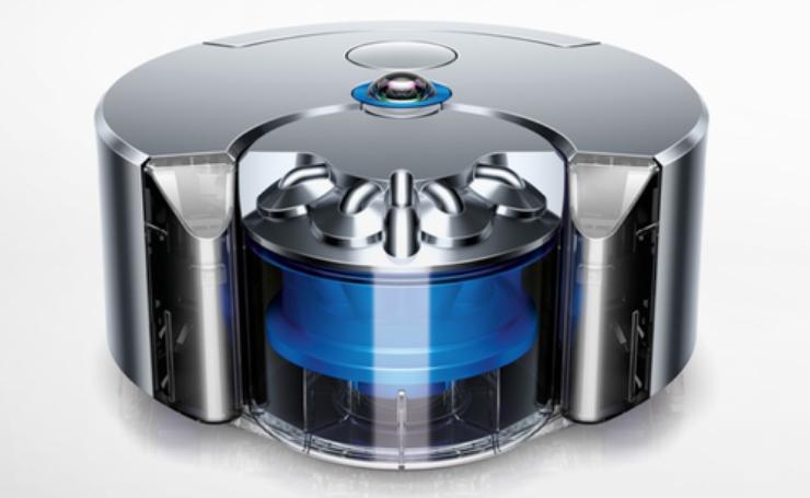 Dyson 360 Eye, ¿cómo funciona la visión 360º en los robots?
