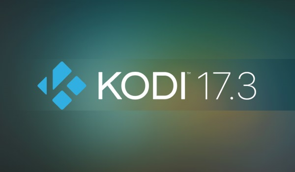 KODI 17.3