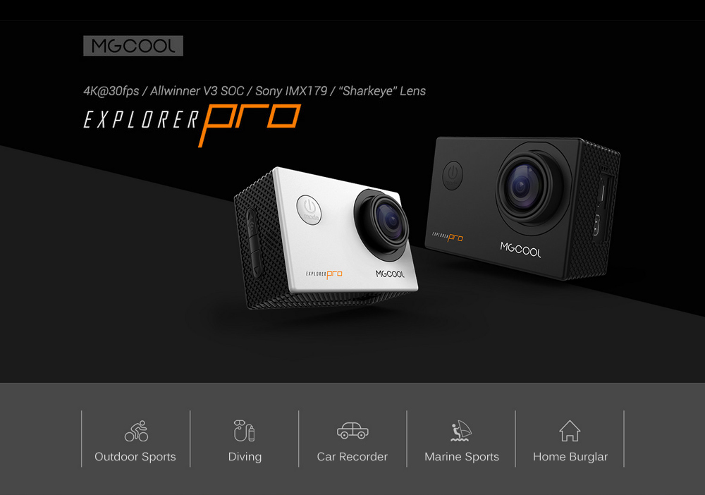 MGCOOL Explorer Pro