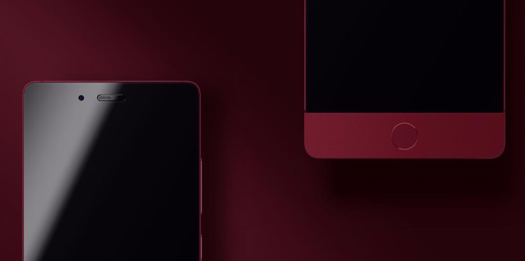 Smartisan Pro, diseño
