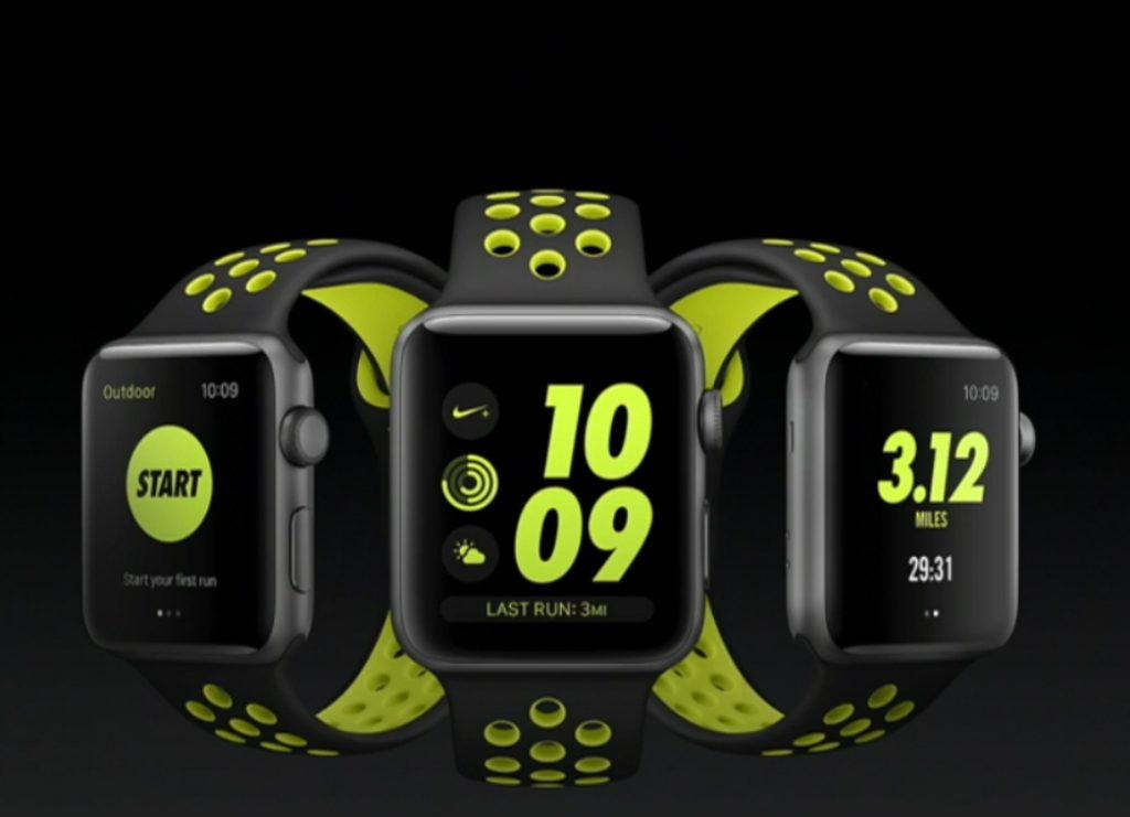 Apple Watch Series 2 Nike+, App Nike+ Run Club