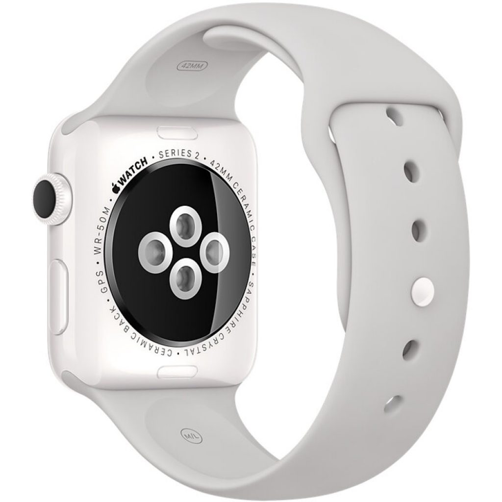 Apple Watch Series 2 caja de cerámica, GPS
