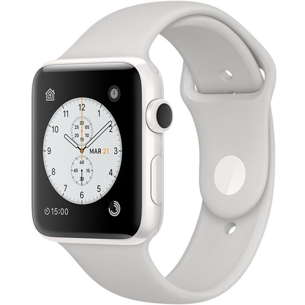 Apple Watch Series 2 caja de cerámica, diseño