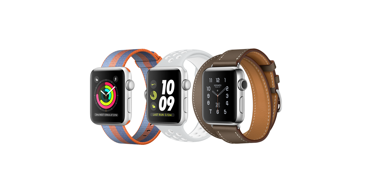 apple watch series 2 el compa ero ideal para llevar una vida saludable. Black Bedroom Furniture Sets. Home Design Ideas