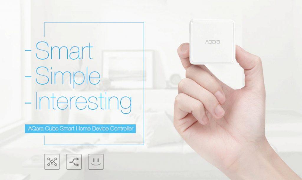 Cubo Smart Home Xiaomi Aqara