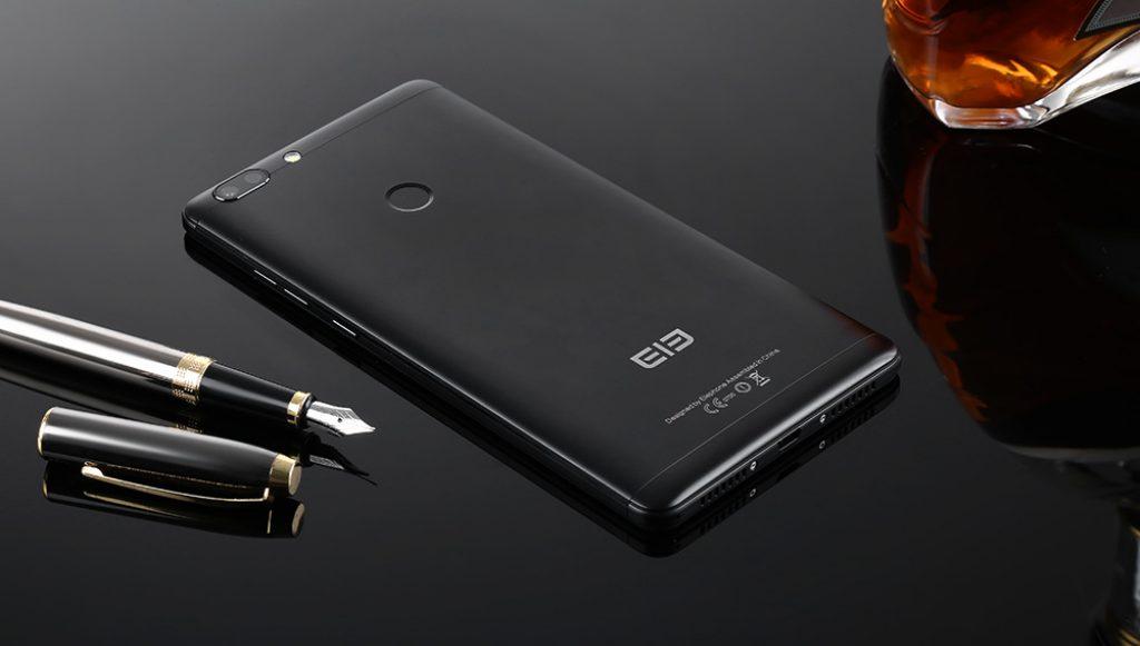 Elephone C1 Max, sensor