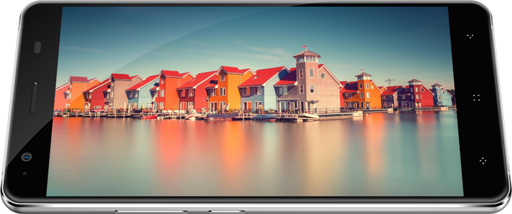 Elephone H1, pantalla