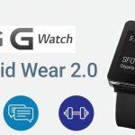 Cómo actualizar el LG G Watch