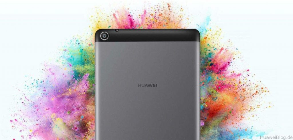 Huawei MediaPad T3, cámara
