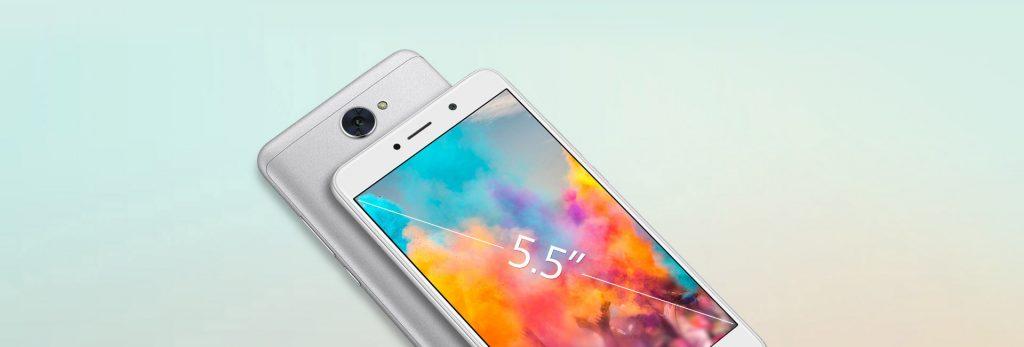 Huawei Y7, pantalla