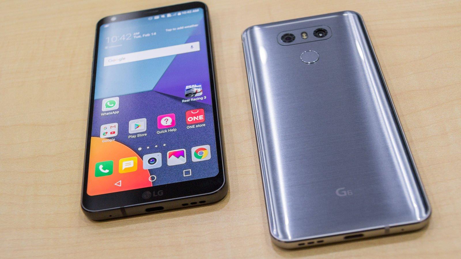 Recomendable un LG G6 Plus en 2019?