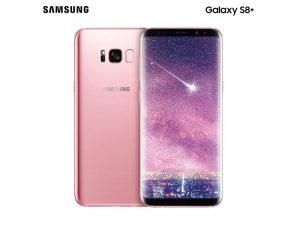 Samsung Galaxy S8 Plus rosa