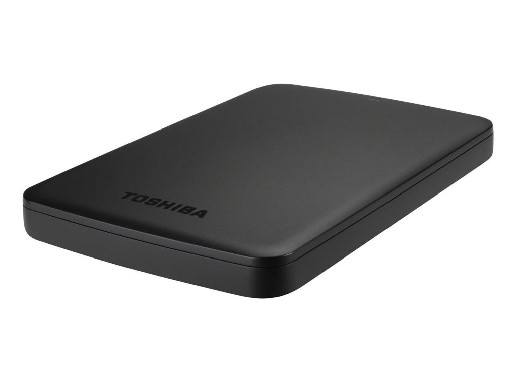 Toshiba Canvio Basics