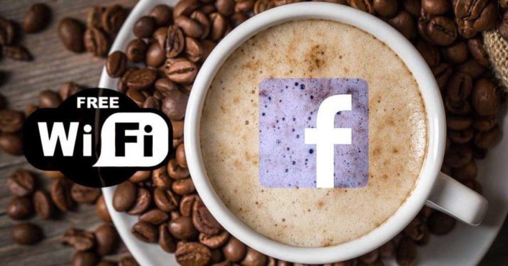 Buscar WiFi de Facebook