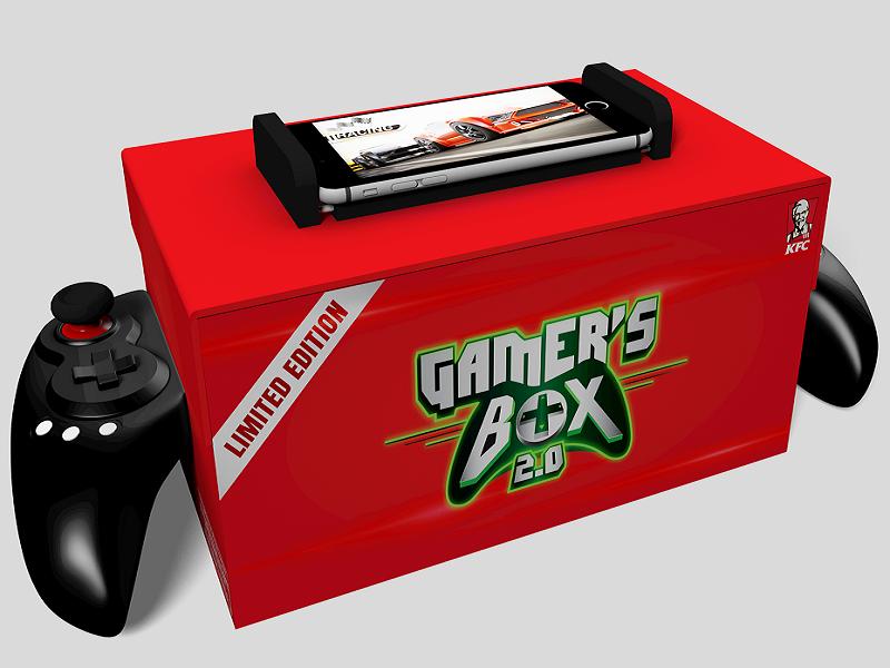 Gamers Box 2.0 KFC