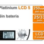 Kit Platinium LCD5 de Ciclotek