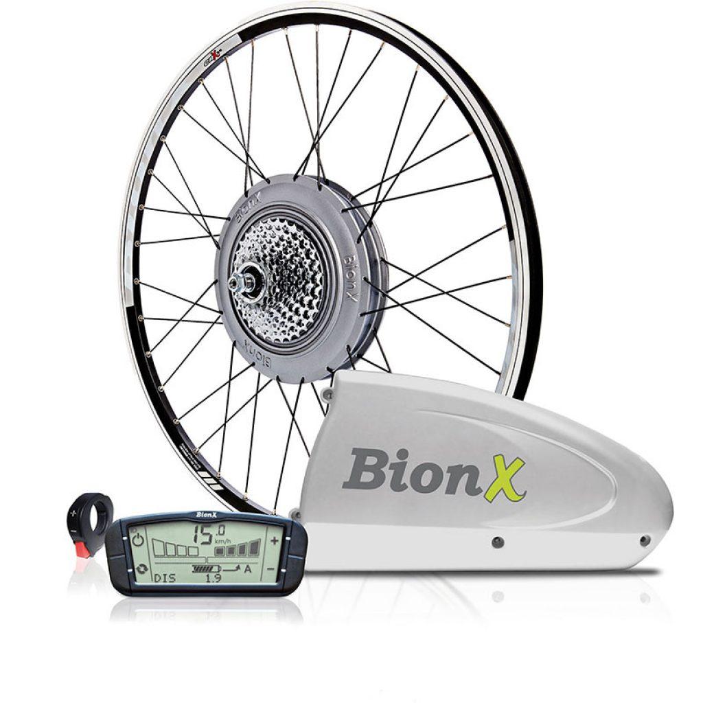 Kit bicicleta eléctrica, fabricante