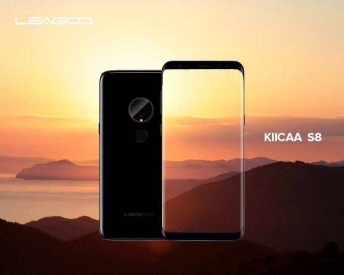 LEAGOO KIICAA S8 3