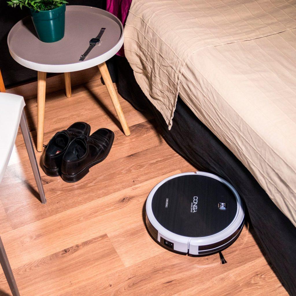 Robot aspirador Conga Excellence, limpieza