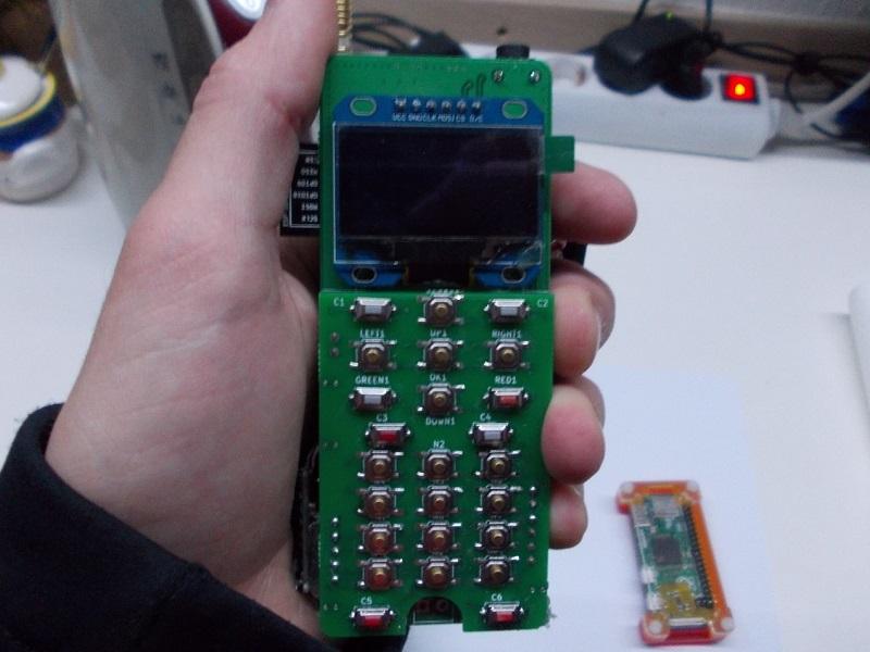 ZeroPhone