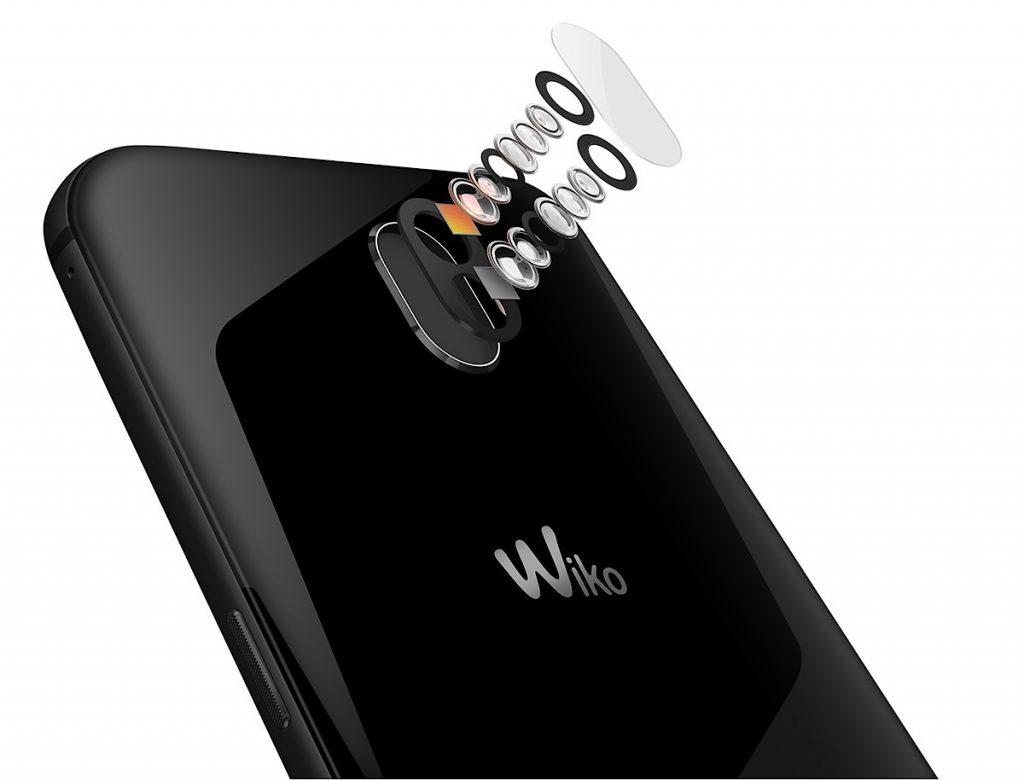 Wiko WIM, cámara dual