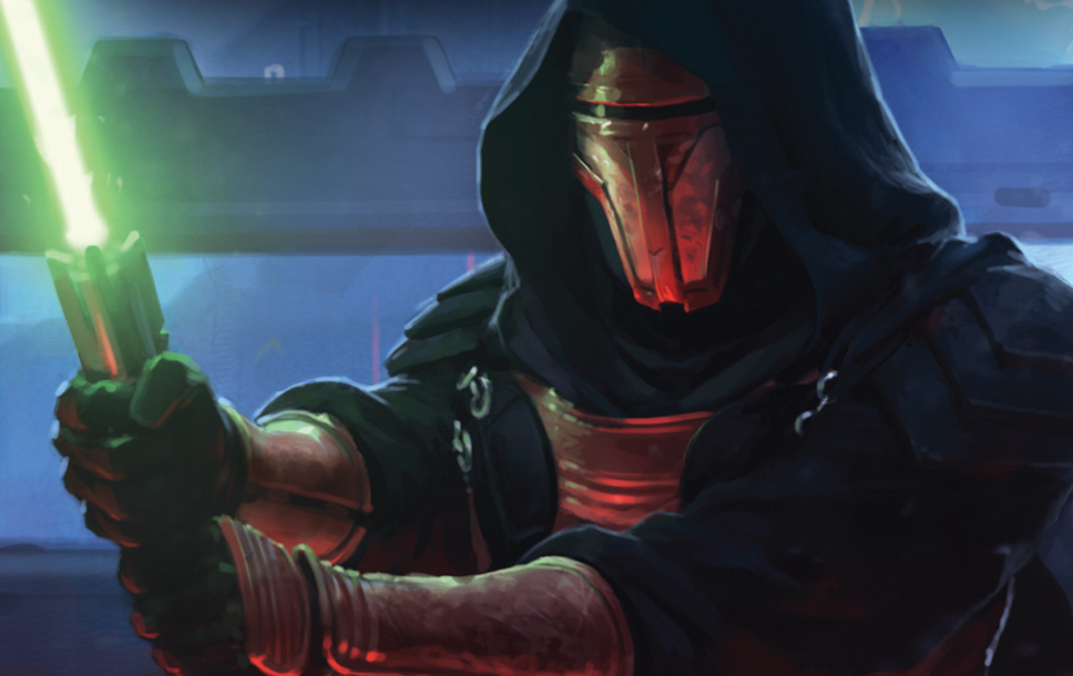 Star Wars - Darth Revan