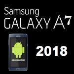 gizlosamsung galaxy a7 de 2018