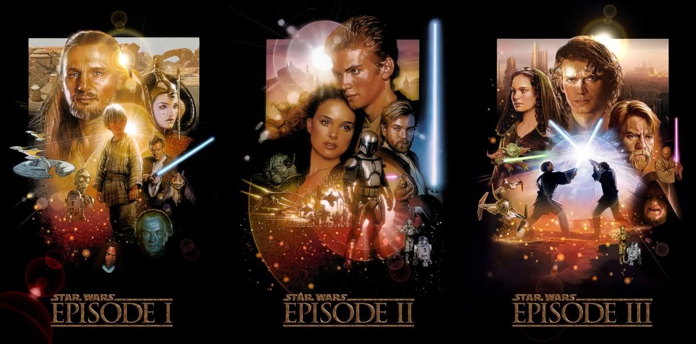 Star Wars - trilogía de las precuelas