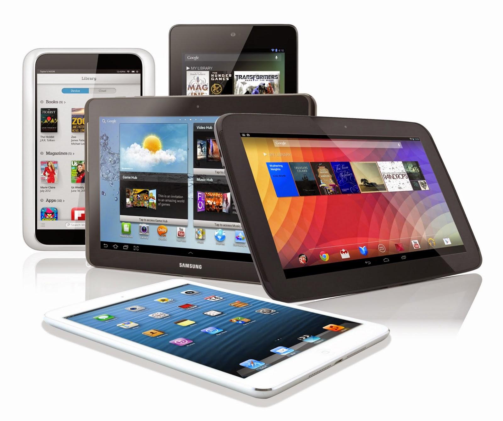tablets baratas recopilacion
