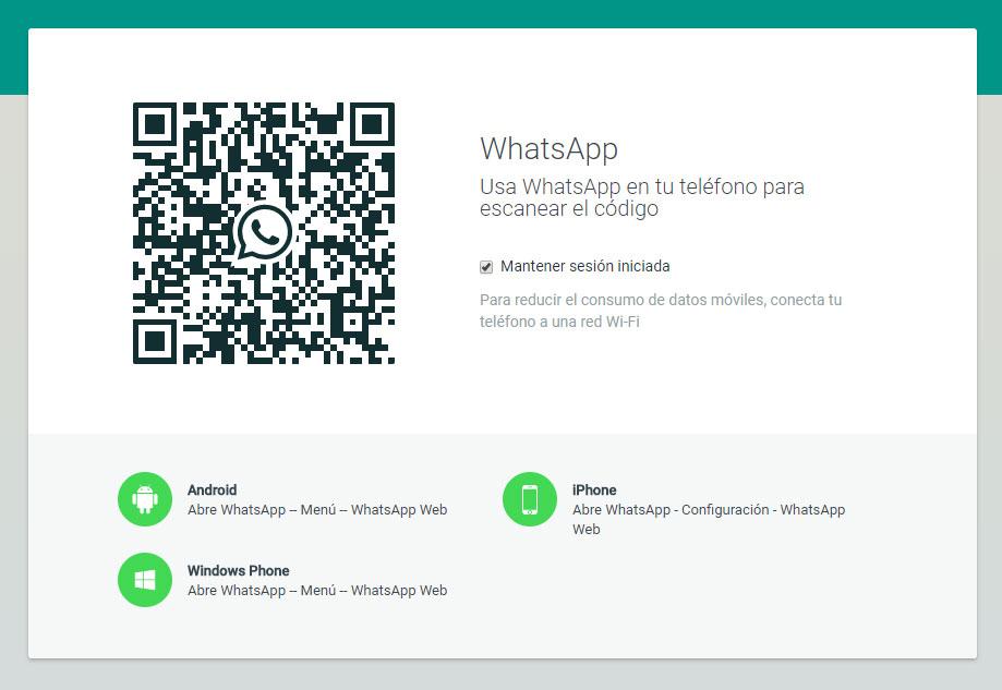 whatsapp web - Cómo saber si os están espiando las conversaciones