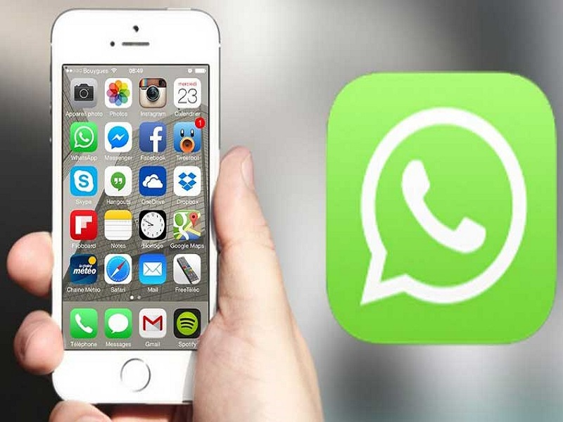 Última actualización de WhatsApp