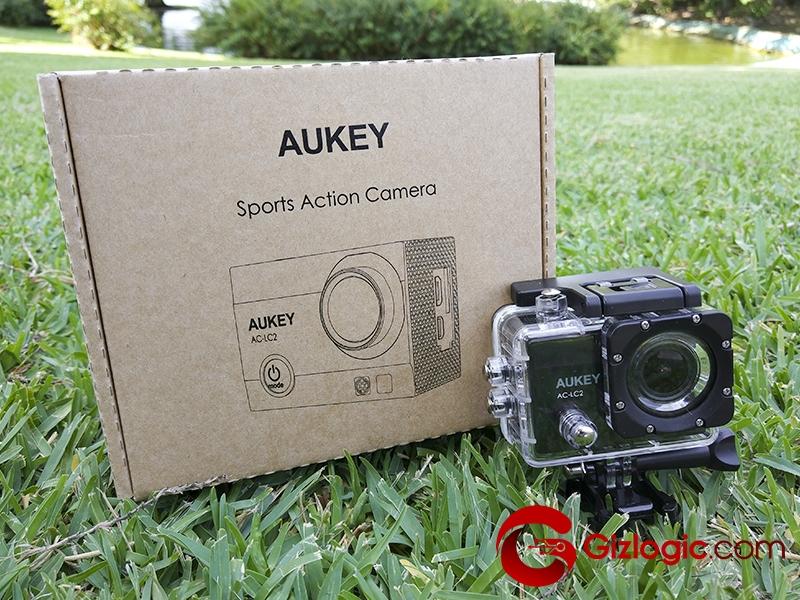 Aukey Camara deportiva 4K