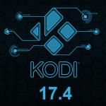 Kodi 17.4