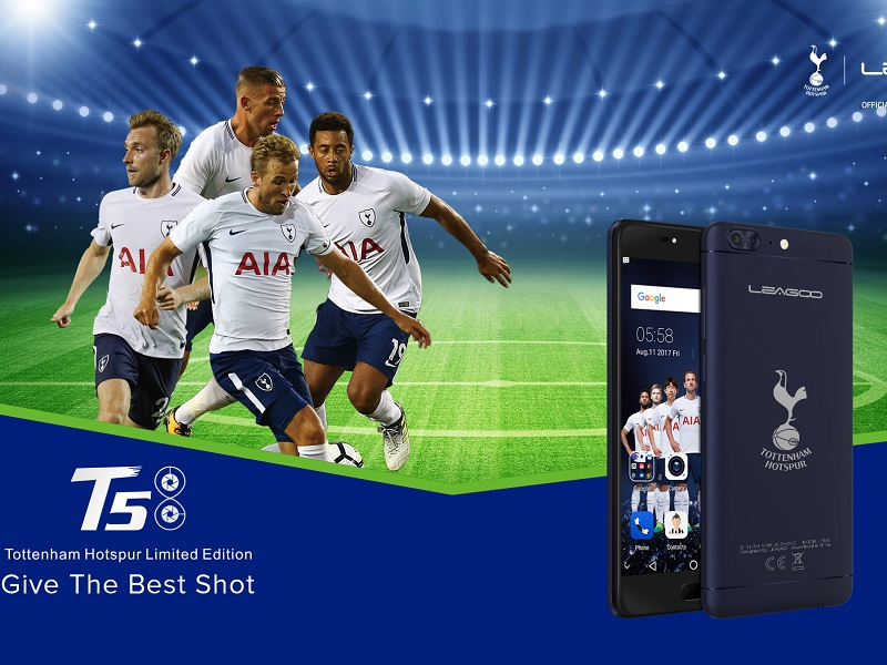 LEAGOO T5 Tottenham Edition