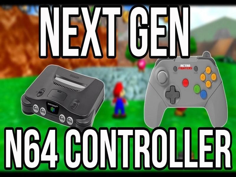 Next Gen N64 Controller