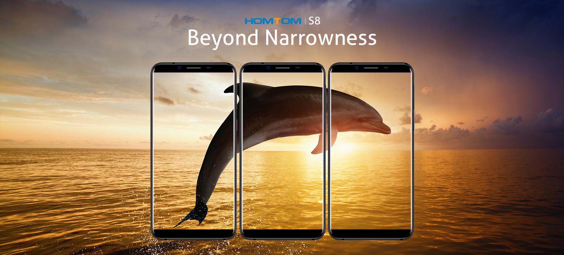 Homtom S8