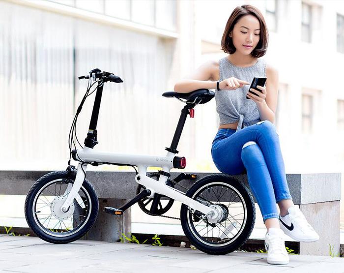 Xiaomi QiCYCLE – EF1, batería
