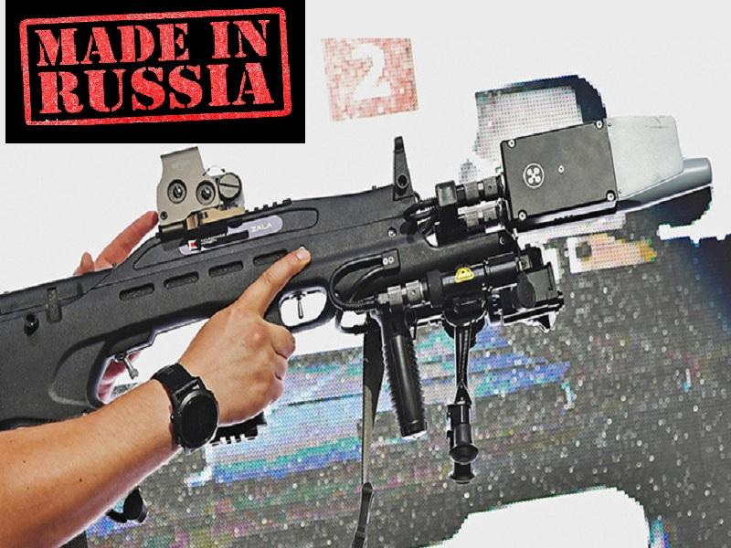 Kaláshnikov Rex-1