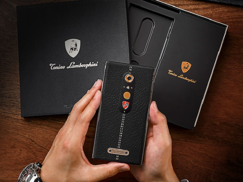 Lamborghini Alpha One