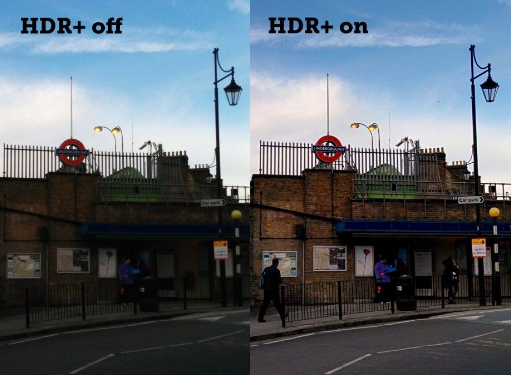 modo HDR+